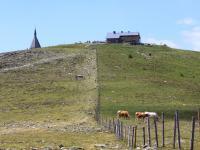 Hochwechsel Kapelle und Wetterkoglerhaus