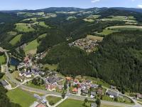 Mönichwald Luftbild
